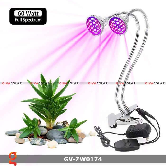 Đèn led quang hợp trồng cây GV-ZW0174 60w 3