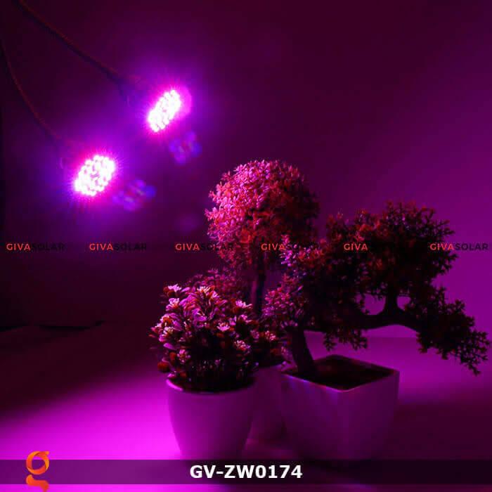 Đèn led quang hợp trồng cây GV-ZW0174 60w 5