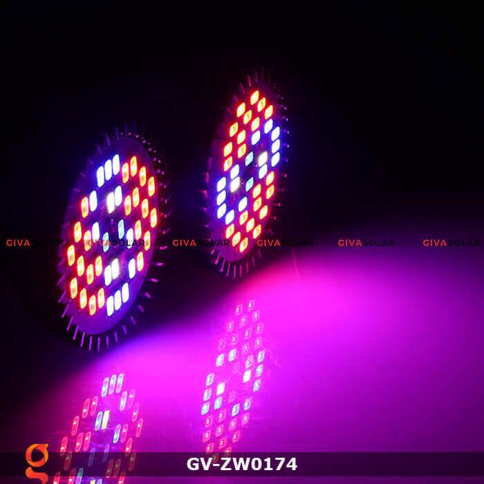Đèn led quang hợp trồng cây GV-ZW0174 60w 6