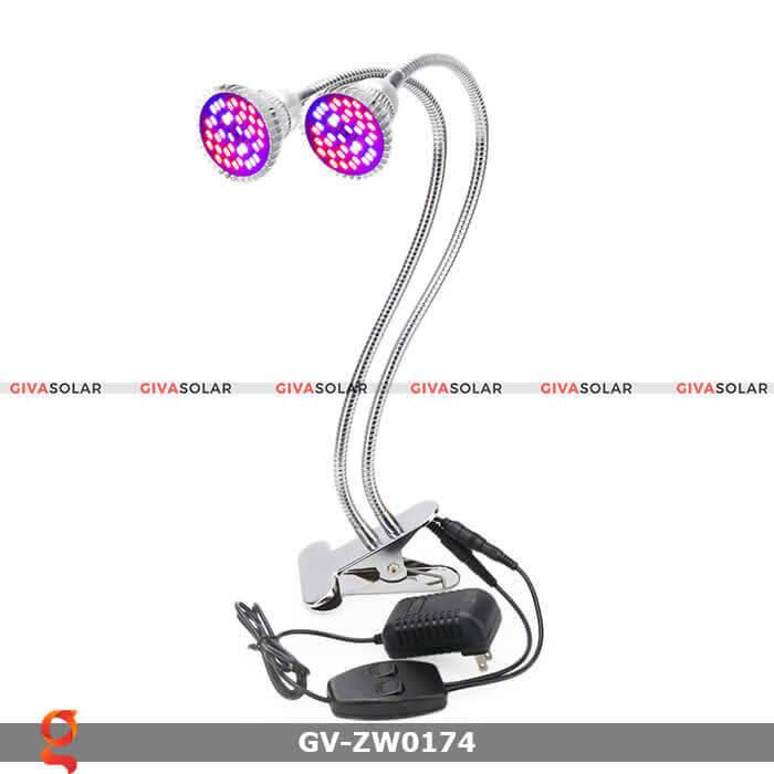 Đèn led quang hợp trồng cây GV-ZW0174 60w 7
