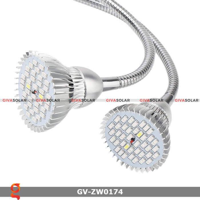 Đèn led quang hợp trồng cây GV-ZW0174 60w 8