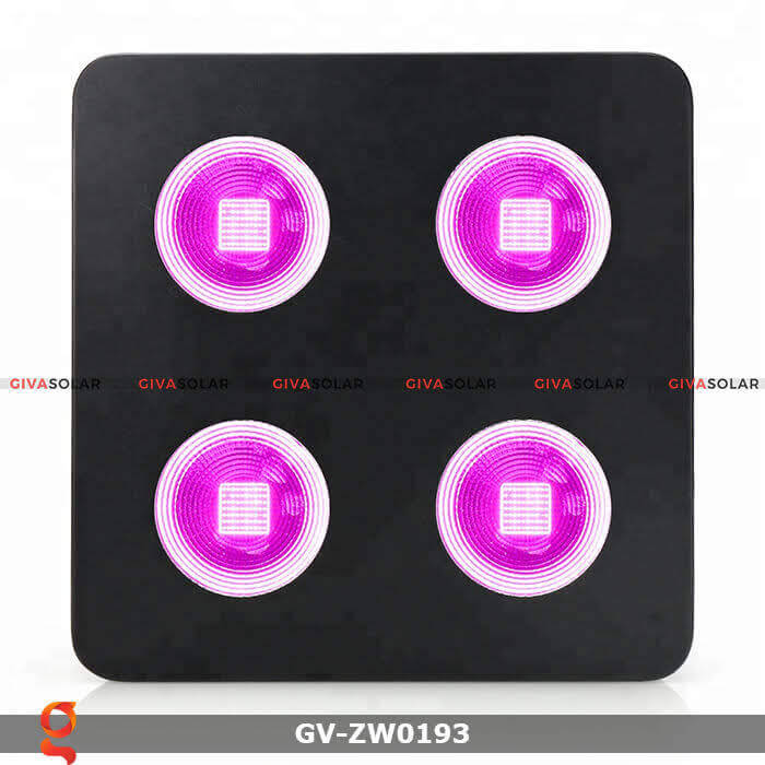 Đèn led quang hợp cho cây GV-ZW0193 7