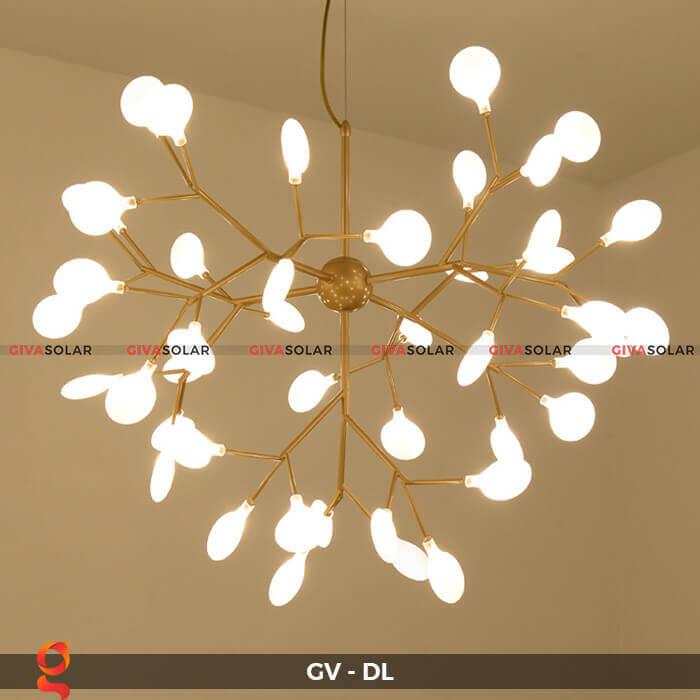 Đèn led trang trí phòng khách, nhà hàng GV-DL 12