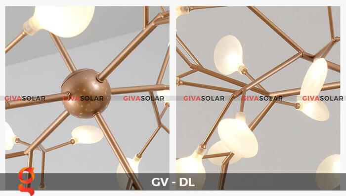 Đèn led trang trí phòng khách, nhà hàng GV-DL 15