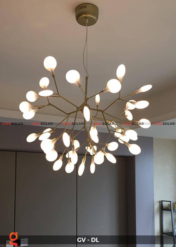 Đèn led trang trí phòng khách, nhà hàng GV-DL 2