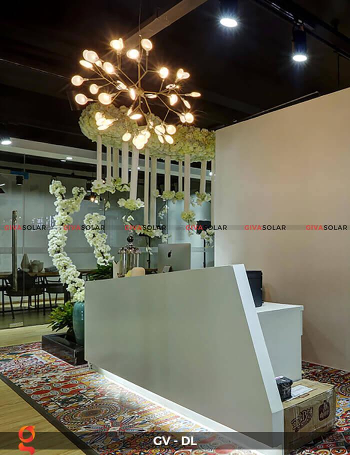 Đèn led trang trí phòng khách, nhà hàng GV-DL 4