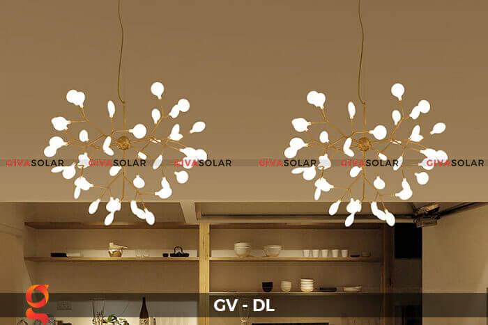 Đèn led trang trí phòng khách, nhà hàng GV-DL 5
