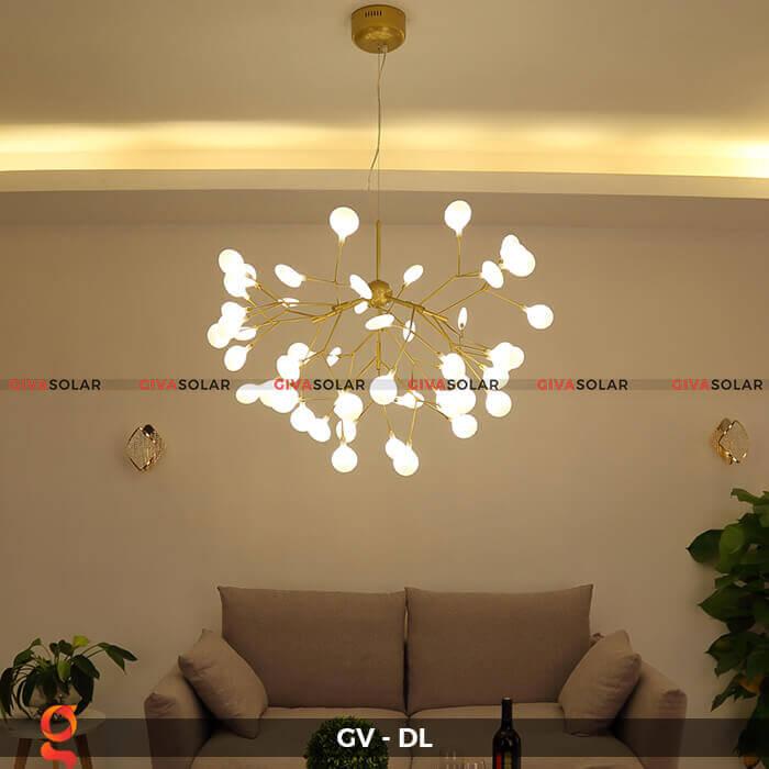 Đèn led trang trí phòng khách, nhà hàng GV-DL 9
