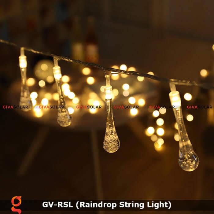 Đèn led trang trí hiệu ứng giọt mưa GV-RSL 10