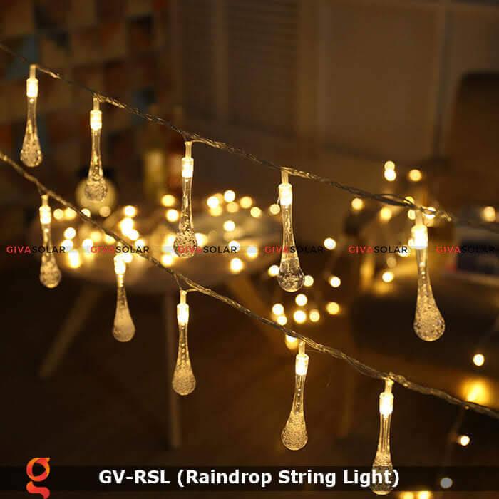 Đèn led trang trí hiệu ứng giọt mưa GV-RSL 11
