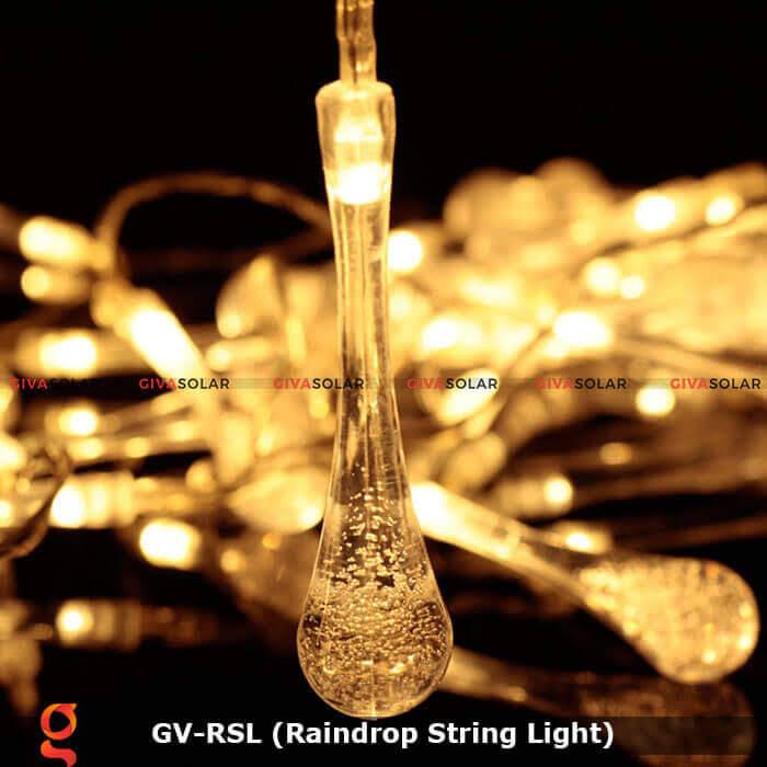 Đèn led trang trí hiệu ứng giọt mưa GV-RSL 12