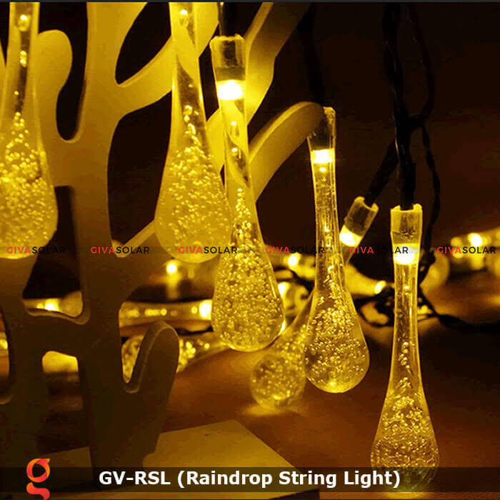 Đèn led trang trí hiệu ứng giọt mưa GV-RSL 13