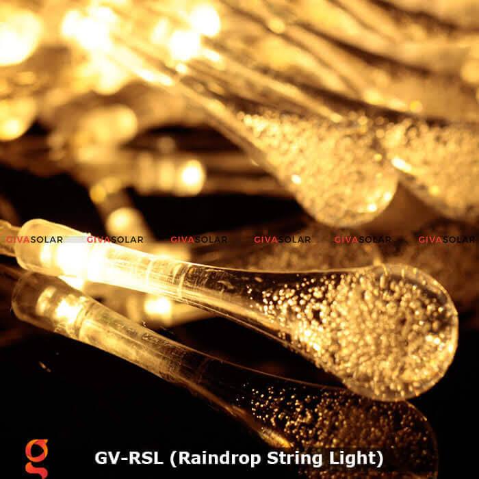 Đèn led trang trí hiệu ứng giọt mưa GV-RSL 14