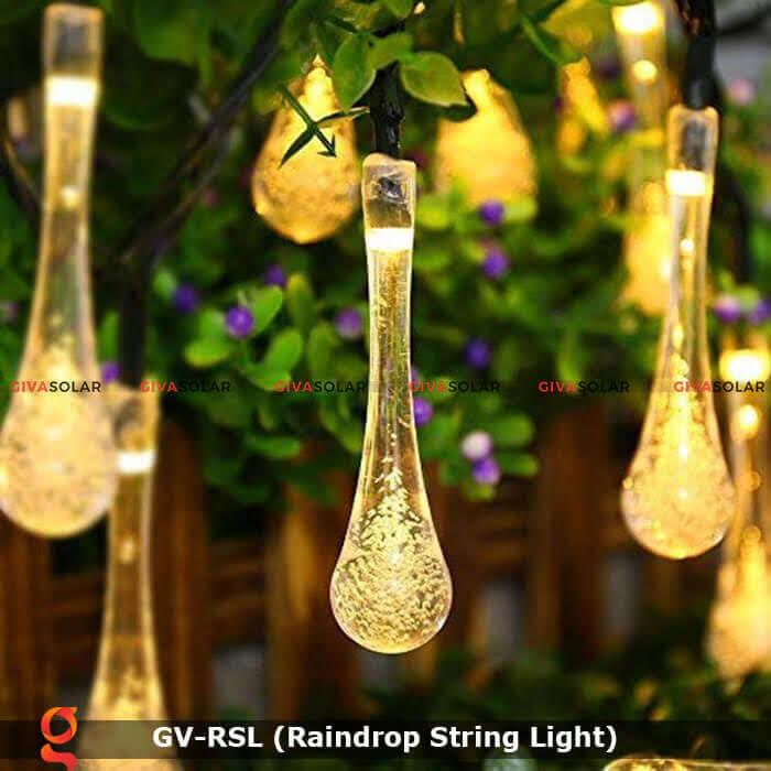Đèn led trang trí hiệu ứng giọt mưa GV-RSL 3
