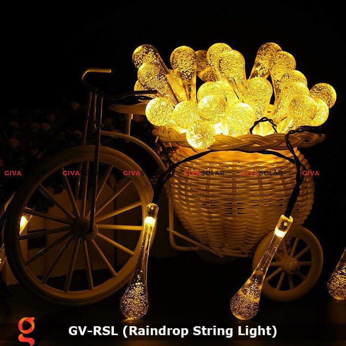 Đèn led trang trí hiệu ứng giọt mưa GV-RSL 4