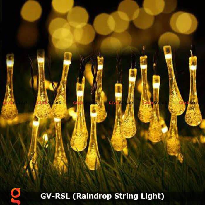 Đèn led trang trí hiệu ứng giọt mưa GV-RSL 5