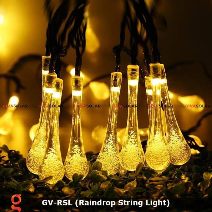 Đèn led trang trí hiệu ứng giọt mưa GV-RSL 7