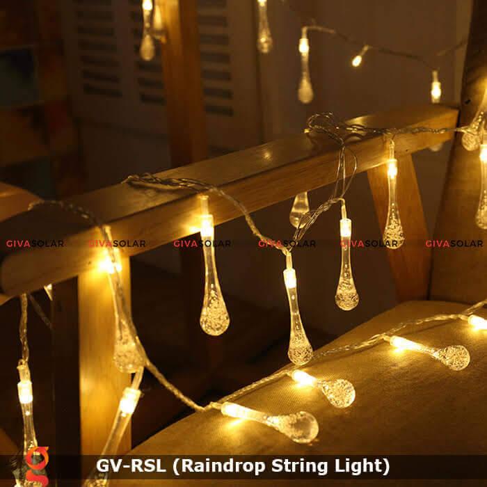 Đèn led trang trí hiệu ứng giọt mưa GV-RSL 9