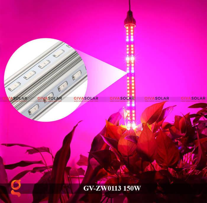 Đèn Led quang hợp loại treo GV-ZW0113-2 150W 9