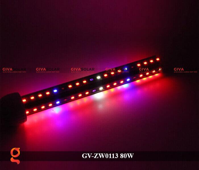 Đèn led trồng cây loại treo GV-ZW0113-1 80W 10