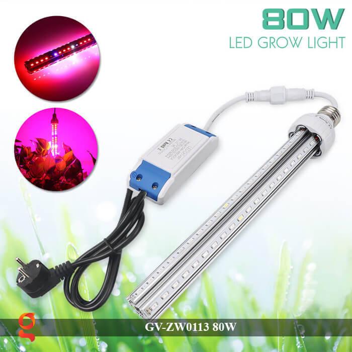 Đèn led trồng cây loại treo GV-ZW0113-1 80W 6