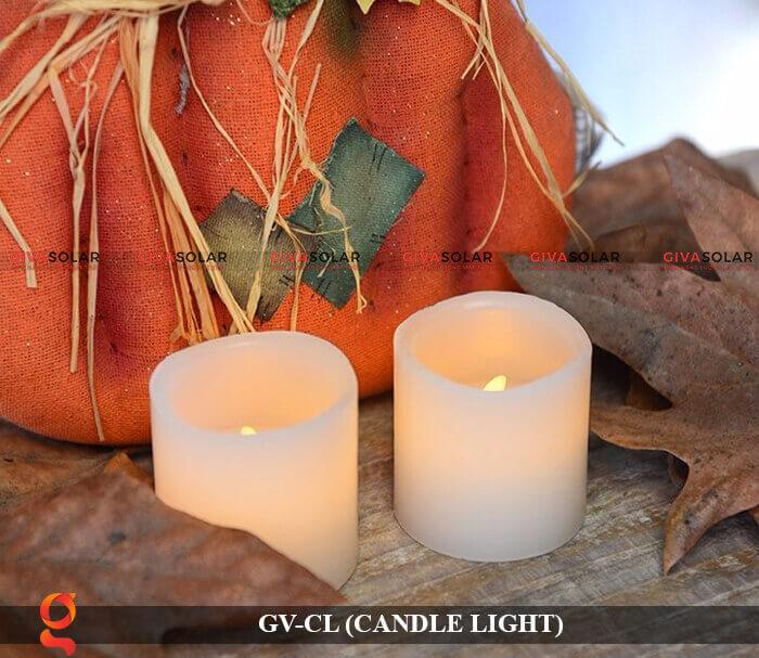 Đèn LED trang trí hình cây nến GV-CL 1