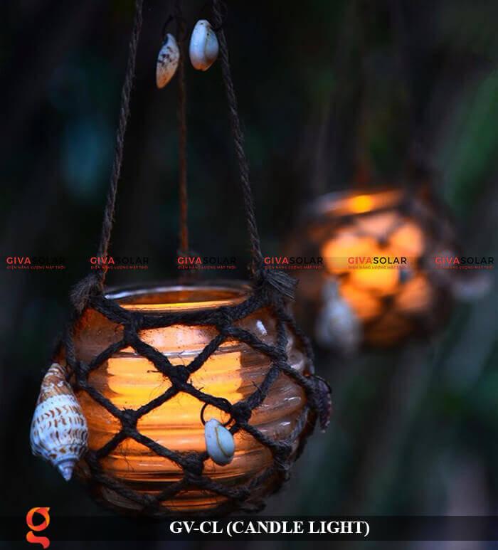 Đèn LED trang trí hình cây nến GV-CL 11