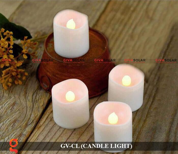 Đèn LED trang trí hình cây nến GV-CL 2