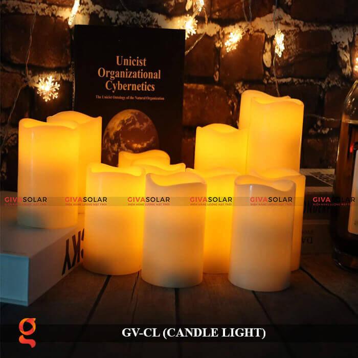 Đèn LED trang trí hình cây nến GV-CL 6