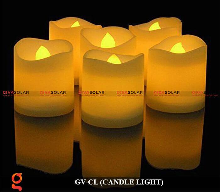 Đèn LED trang trí hình cây nến GV-CL 8