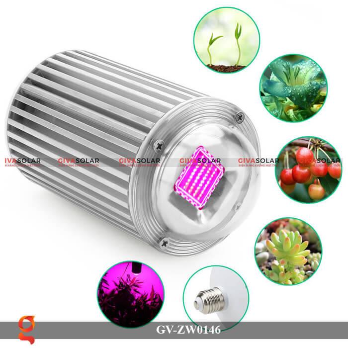 Đèn quang hợp cho cây trồng GV-ZW0146 5