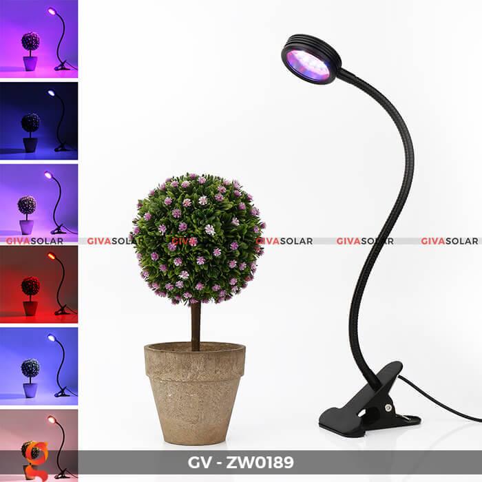 Đèn quang hợp trong cây để bàn GV-ZW0189 1