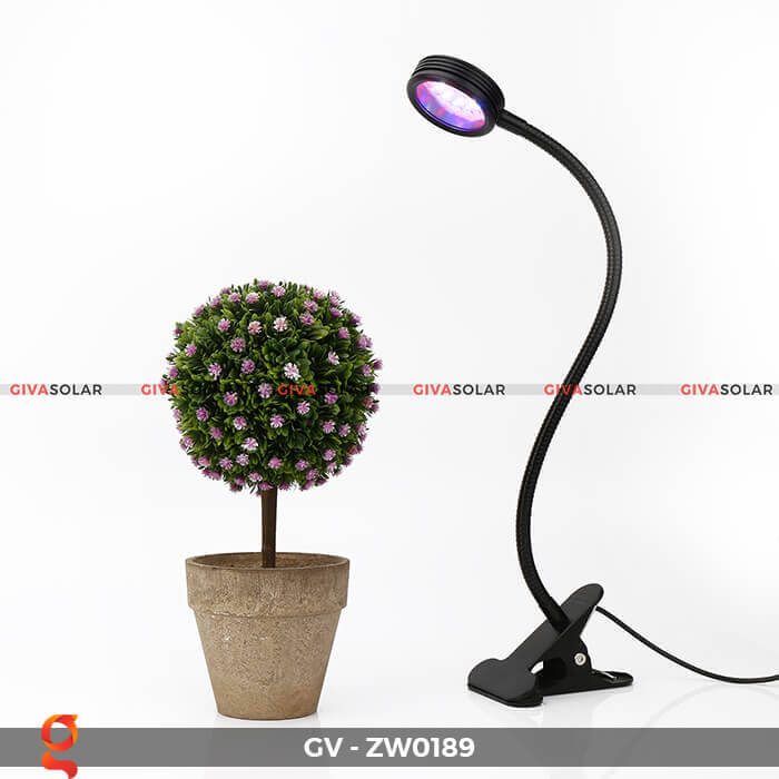 Đèn quang hợp trong cây để bàn GV-ZW0189 3