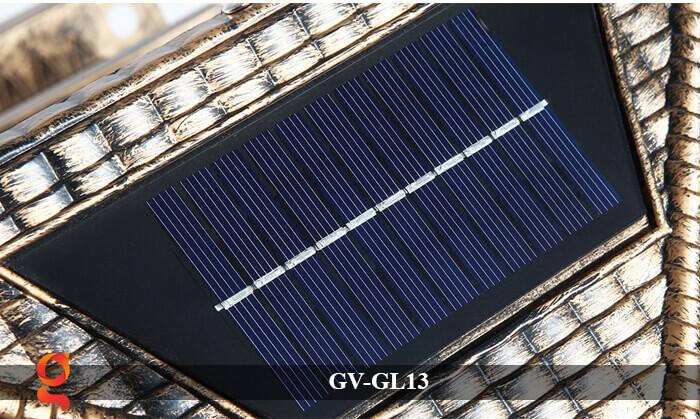 Đèn trụ cổng năng lượng mặt trời GV-13 6