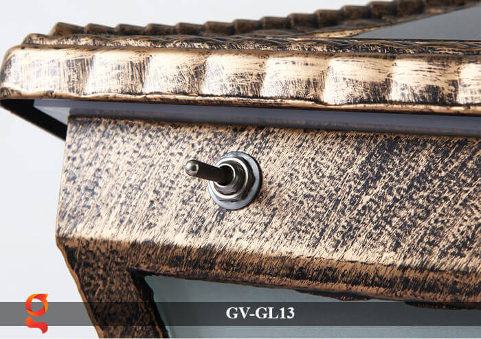 Đèn trụ cổng năng lượng mặt trời GV-13 8