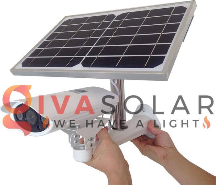 Những điều cần biết về tấm pin mặt trời cho camera an ninh