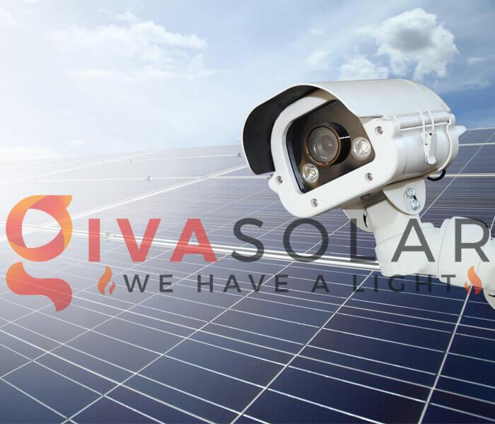 Điều cần biết về tấm pin mặt trời cho camera an ninh