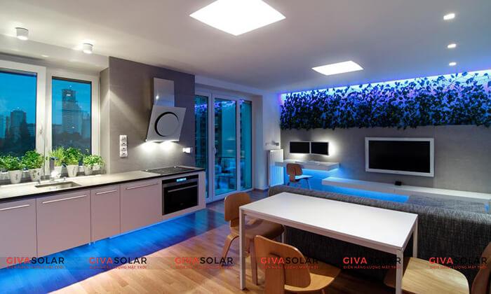 Kinh nghiệm chọn đèn led trang trí nội thất độc đáo 1