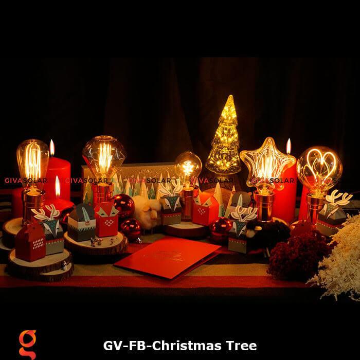 cây thông trang trí sự kiện GV-FB-Christmas Tree 1