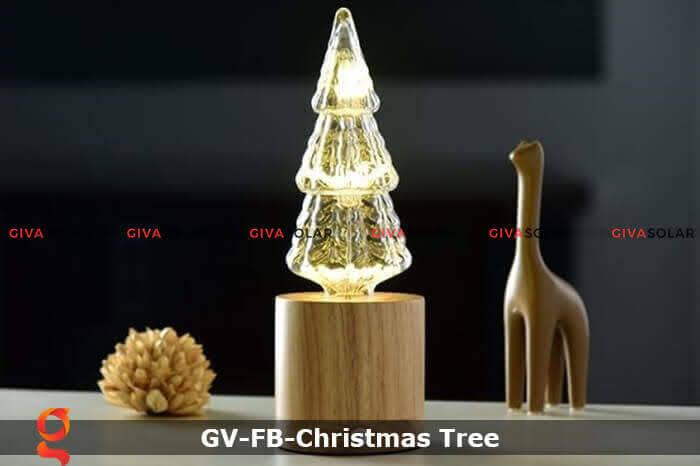 cây thông trang trí sự kiện GV-FB-Christmas Tree 5
