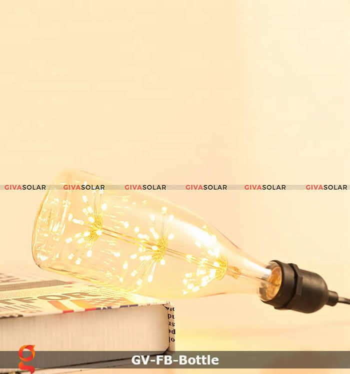 đèn trang trí hình chai GV-FB-Bottle 1