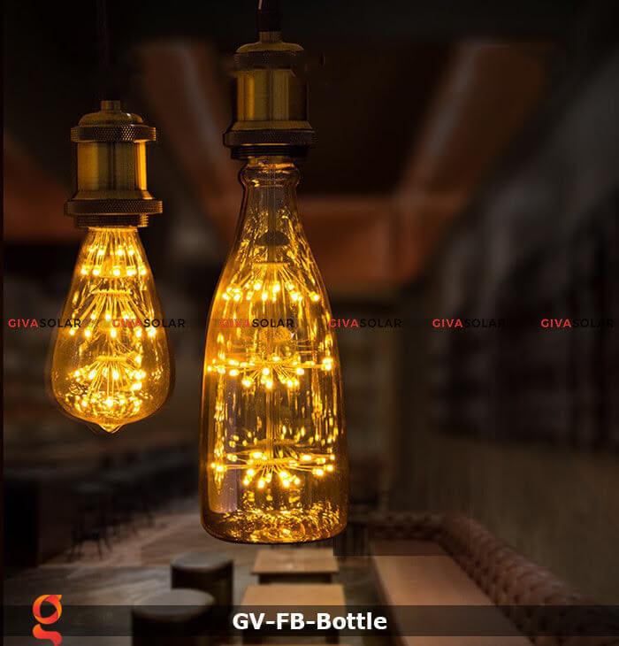 đèn trang trí hình chai GV-FB-Bottle 10