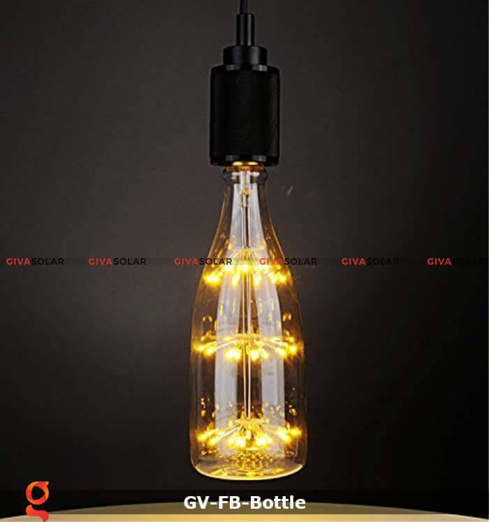 đèn trang trí hình chai GV-FB-Bottle 2