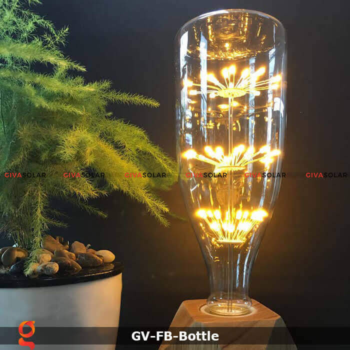 đèn trang trí hình chai GV-FB-Bottle 5
