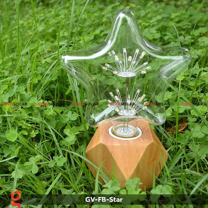 Led bulb hình ngôi sao trang trí tiệc, sự kiện GV-FB-Star 5