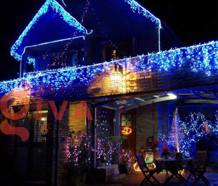 Lợi ích khi sử dụng đèn LED trang trí cho các ngày lễ