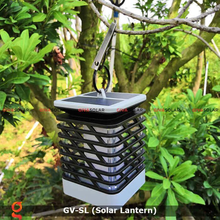 Lồng đèn trang trí năng lượng mặt trời GV-SL 10