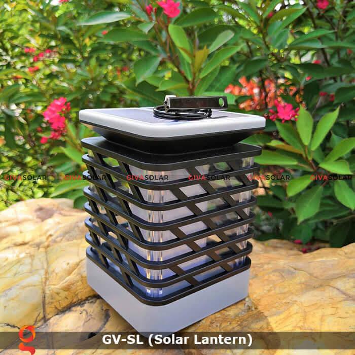 Lồng đèn trang trí năng lượng mặt trời GV-SL 11
