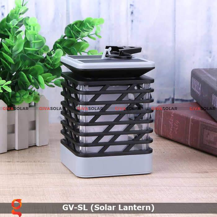 Lồng đèn trang trí năng lượng mặt trời GV-SL 12