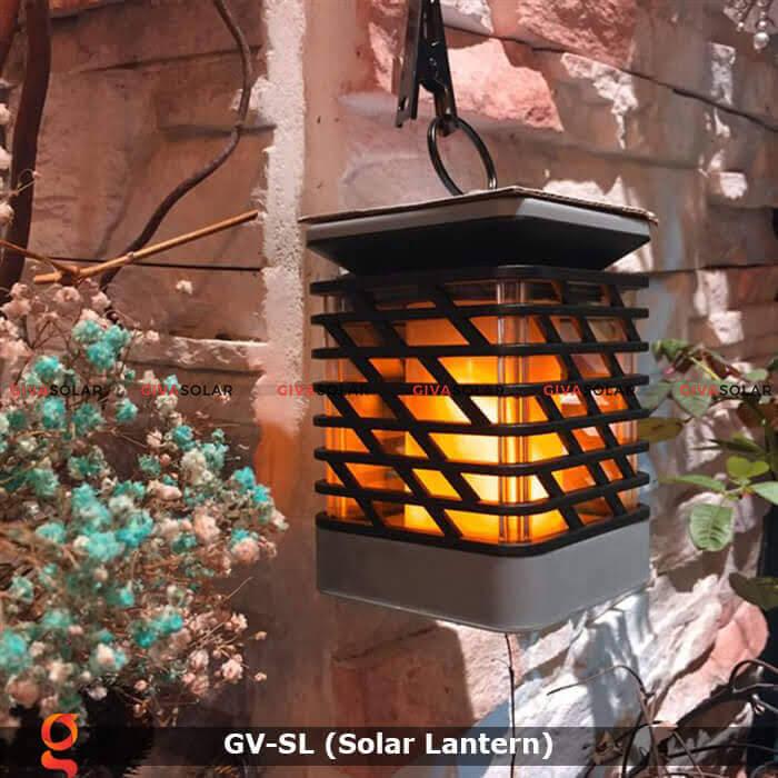 Lồng đèn trang trí năng lượng mặt trời GV-SL 13